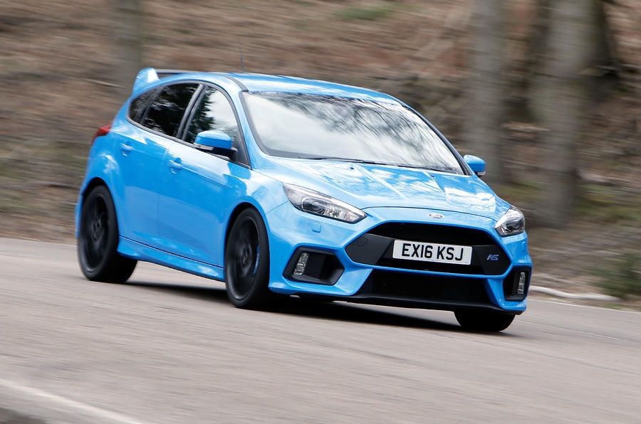 Ford Focus Rs Performance Parts Kit Launched On Euro Car Parts Autocar