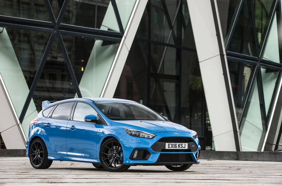 Ford Focus Rt >> How the Ford Focus RS passed the Blue Oval's pothole test