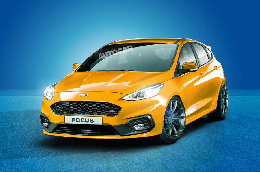 Focus St 2018 >> 275bhp Ford Focus St To Head 2018 Line Up Autocar
