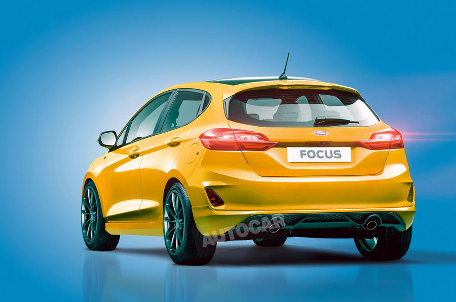 Novo Ford Focus 2018 >> 275bhp Ford Focus St To Head 2018 Line Up Autocar