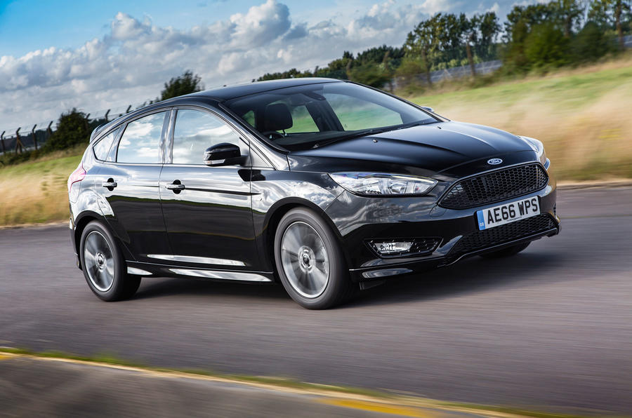 2016 ford focus 1 5 tdci st line review review autocar. Black Bedroom Furniture Sets. Home Design Ideas