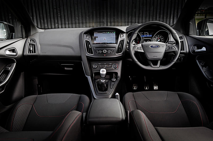 2016 Ford Focus 1 5 Tdci St Line Review Review Autocar