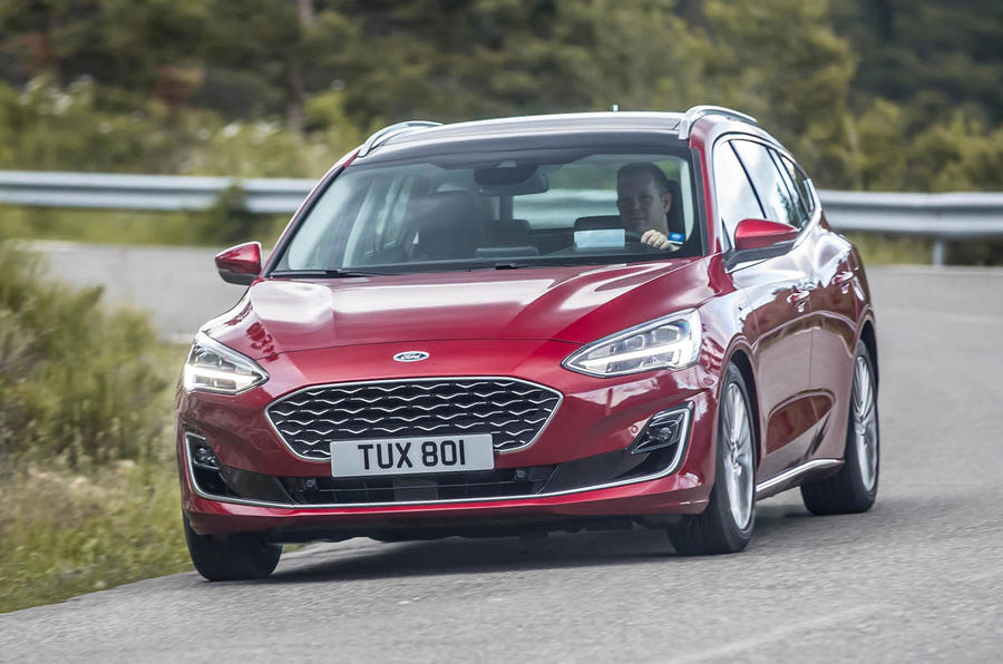 Ford Focus Estate Vignale 2018 Review Autocar