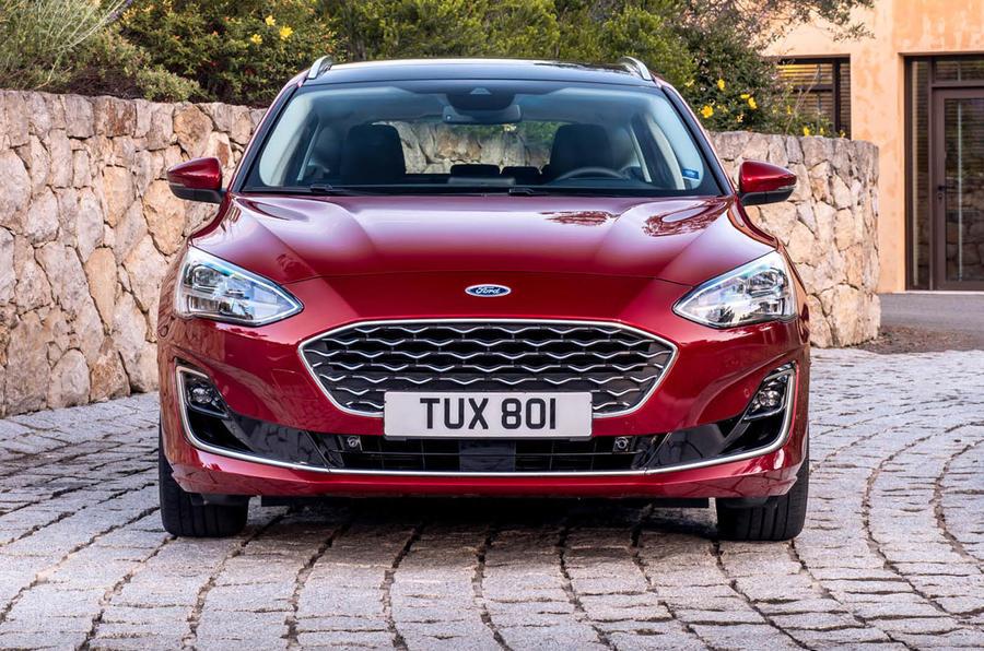 Ford Focus Estate Vignale 2018 Review Autocar