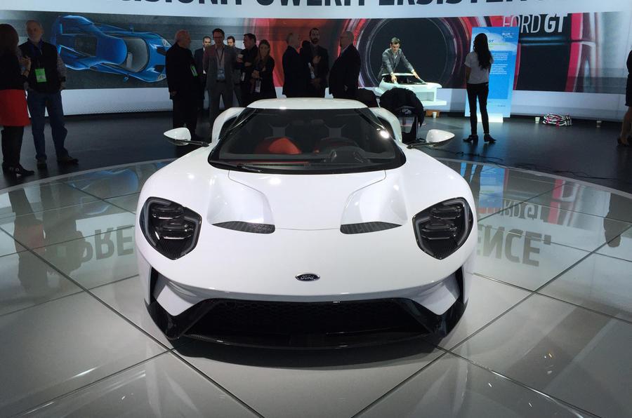 Ford GT Detroit