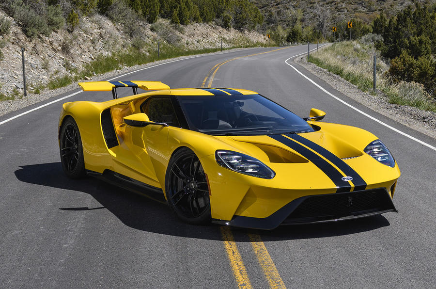 Awesome ford Gt 2017 V8
