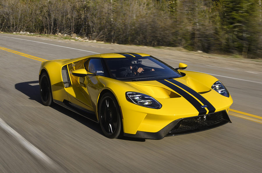ford gt gallery ford 39 s new 216mph supercar lands autocar. Black Bedroom Furniture Sets. Home Design Ideas