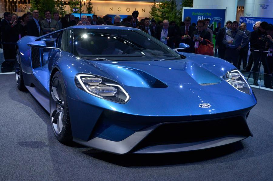 Ford GT headlines Autocar and Pistonheads.com stand at 2017 Performance Car Show