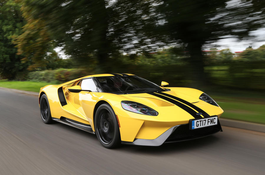 Ford Gt Top Ten Best Super Car
