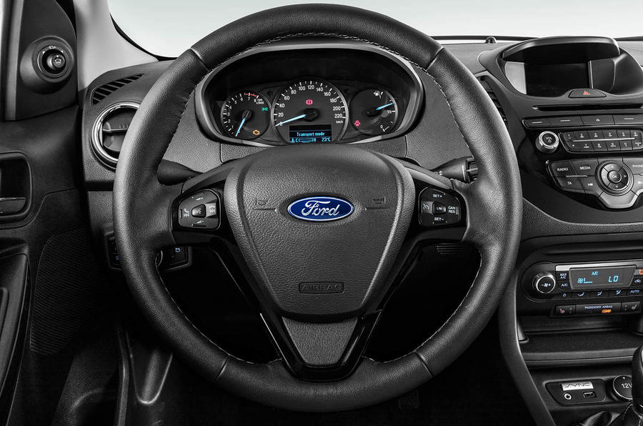 New Ford Ka+ to cost from £8995   Autocar