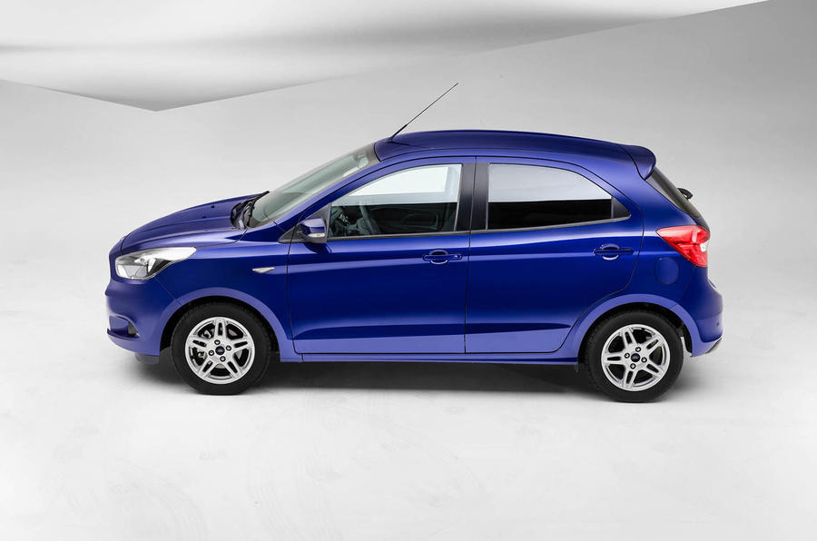 New Ford Ka+ to cost from £8995 | Autocar