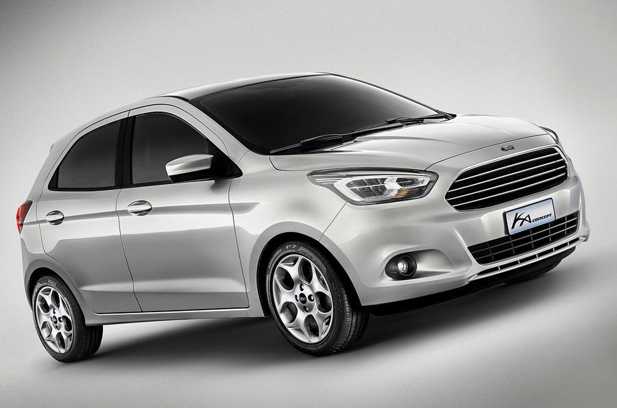 ford to launch value ka below fiesta autocar. Black Bedroom Furniture Sets. Home Design Ideas