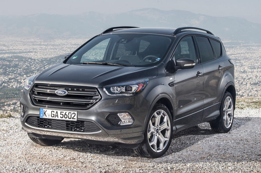 Image Result For Ford Kuga St Line Review