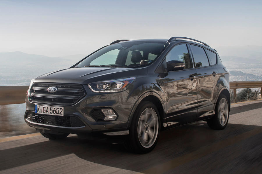 2016 ford kuga 1 5 ecoboost 182 st line review review autocar. Black Bedroom Furniture Sets. Home Design Ideas