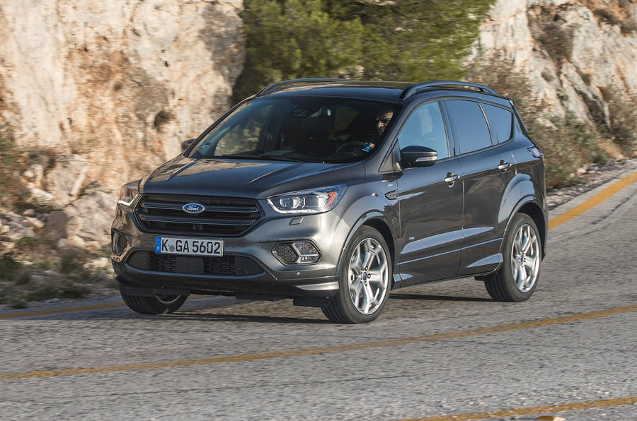 2016 Ford Kuga 1.5 Ecoboost 182 ST-Line review review | Autocar