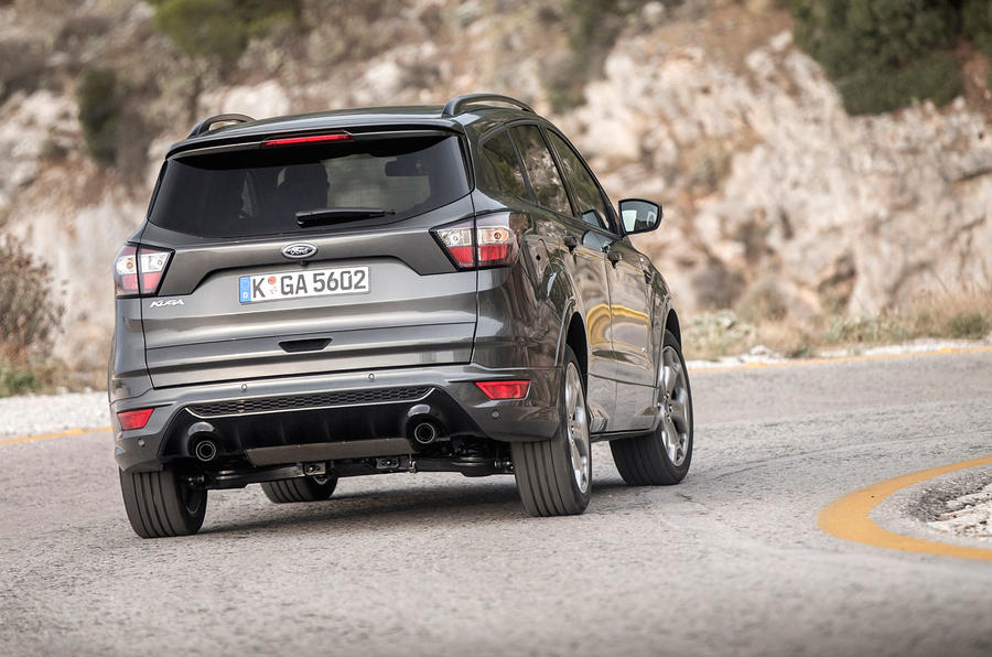 ... this version of the 1.5-litre Ecoboost engine doesn't suit Ford's SUV