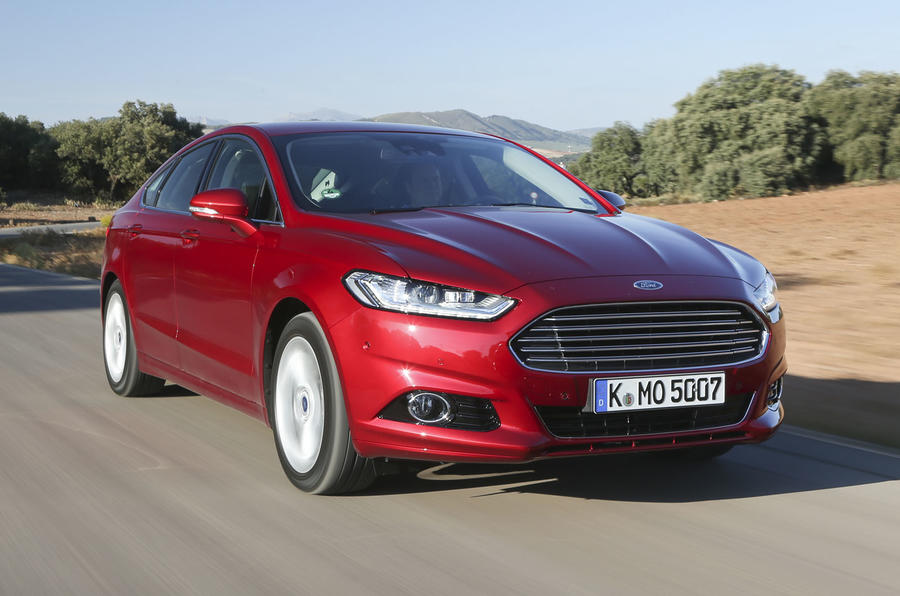 Ford Mondeo 1.0 Ecoboost