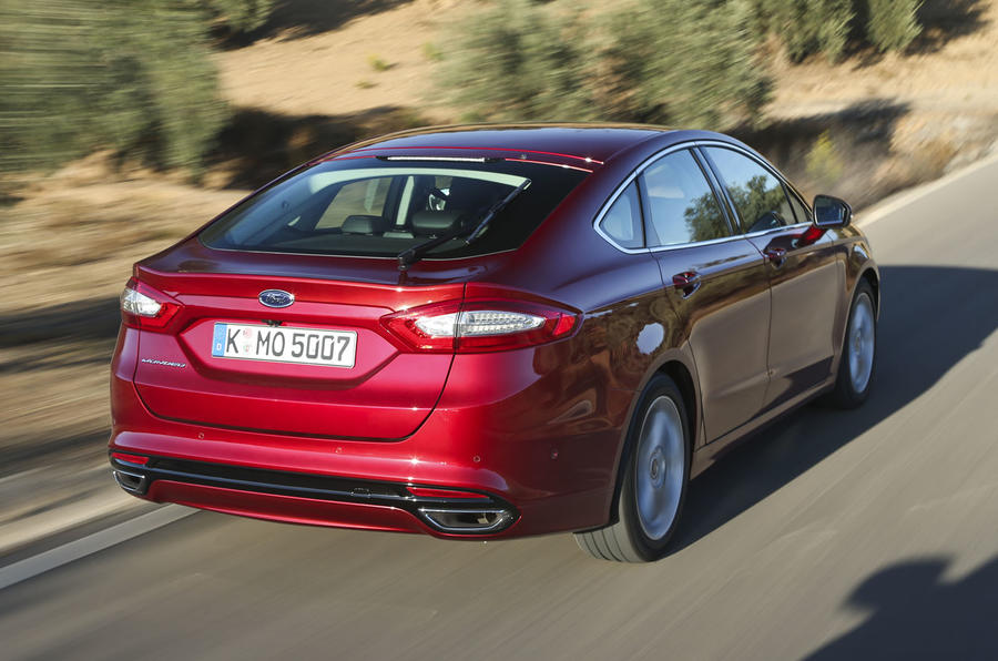 2015 Ford Mondeo 1 0 Ecoboost review review | Autocar
