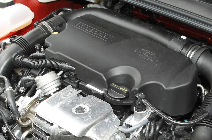 1.0-litre Ford Mondeo petrol engine