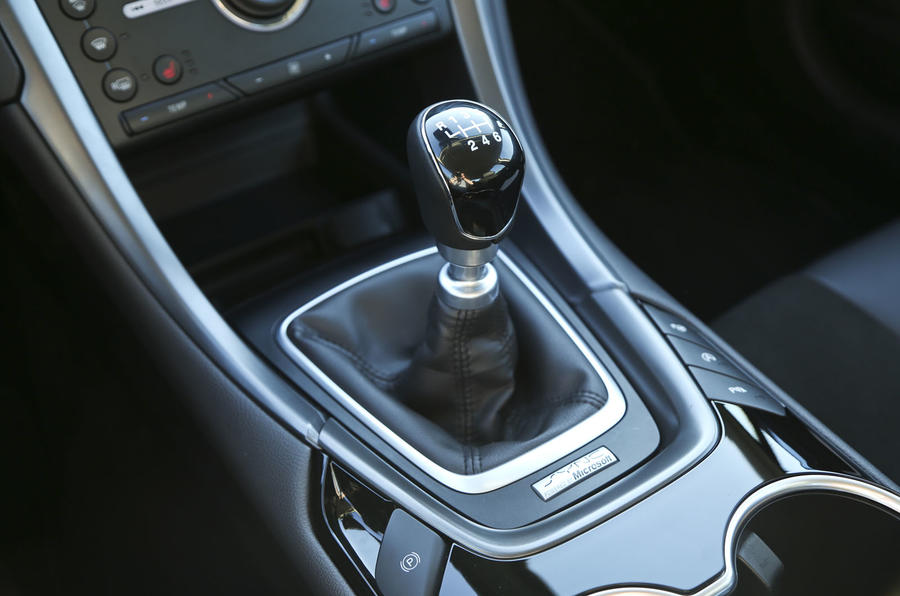 Ford Mondeo manual gearbox