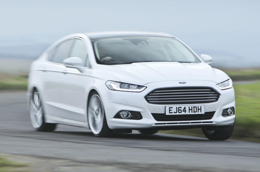 New Ford Mondeo To Cost From 163 20 795