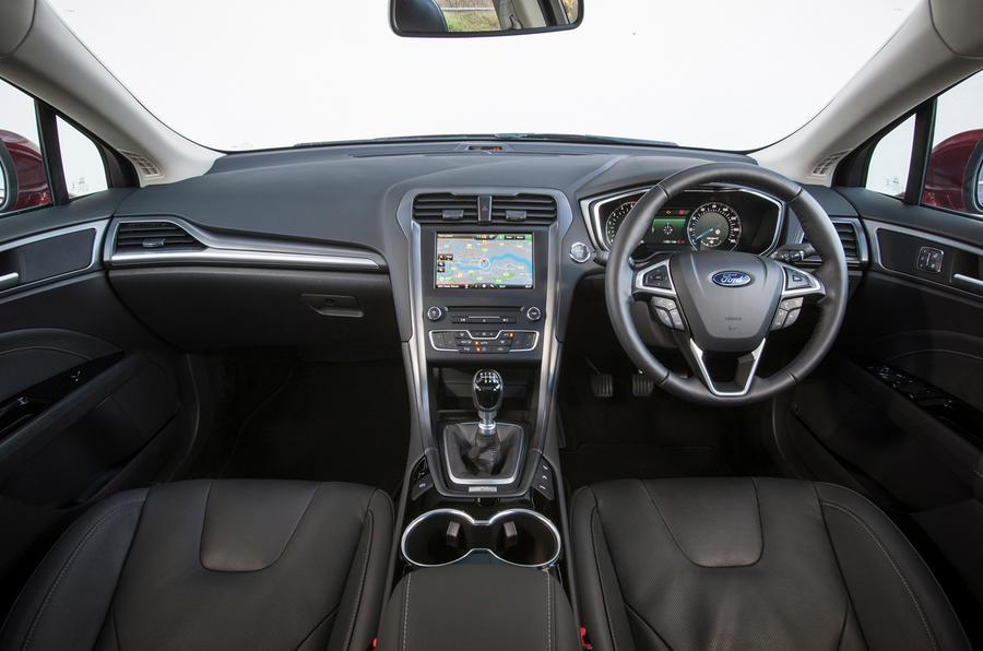 2014 Ford Mondeo Tdci 180 Titanium First Drive
