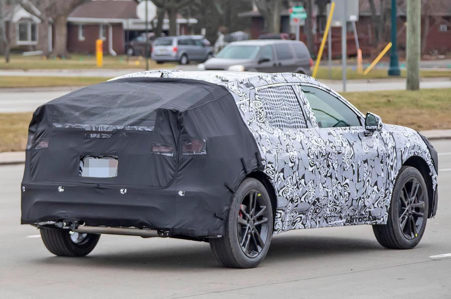 Ford Mondeo prototype13