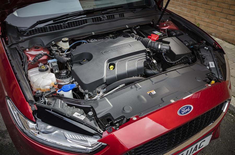 2.0-litre TDCi Ford Mondeo ST-Line engine