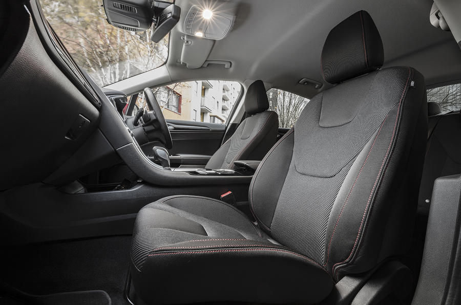 Ford Mondeo ST-Line interior