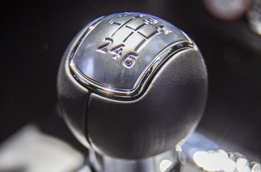 Ford Mustang manual