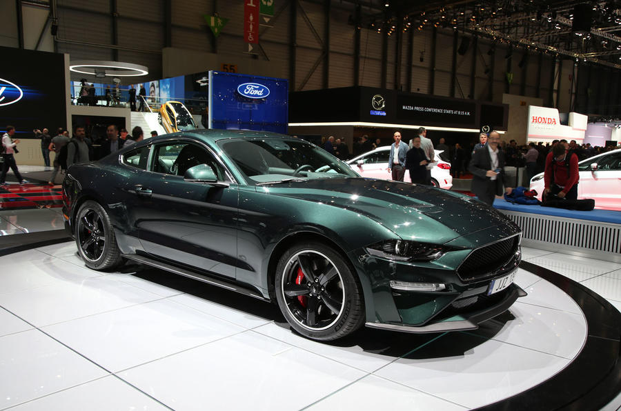 2018 ford mustang bullitt priced from 47 145 autocar. Black Bedroom Furniture Sets. Home Design Ideas