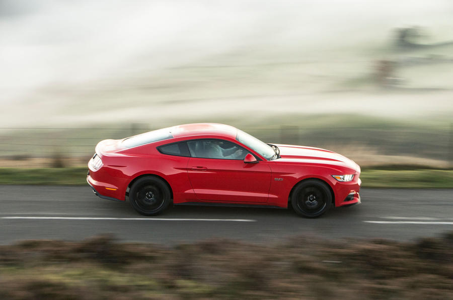 415bhp Ford Mustang V8 GT