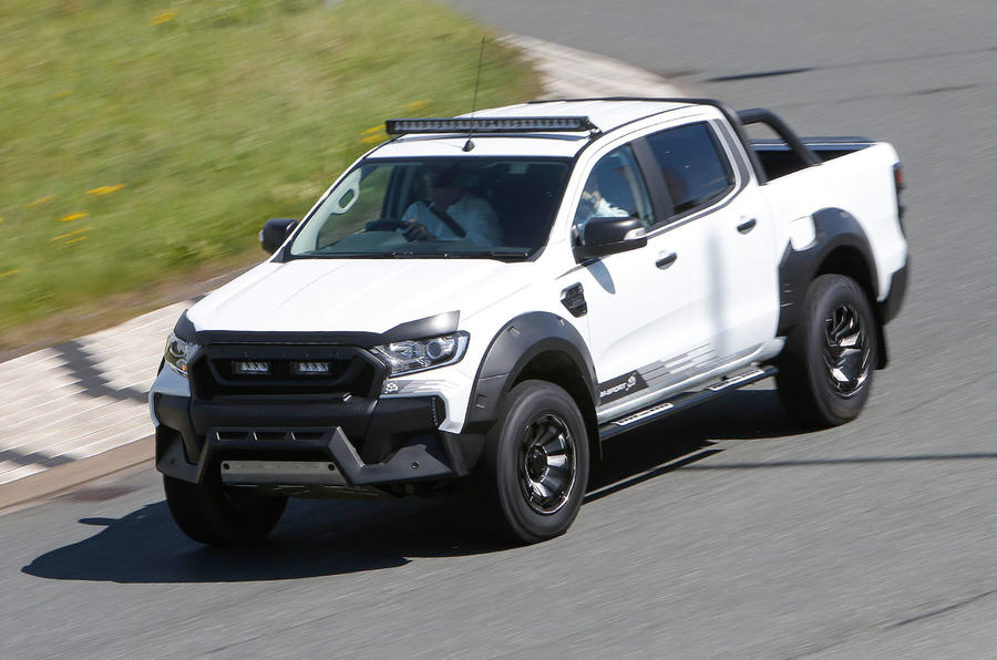 2016 Ford Ranger M Sport 3.2 TDCi 4X4 Double Cab ...