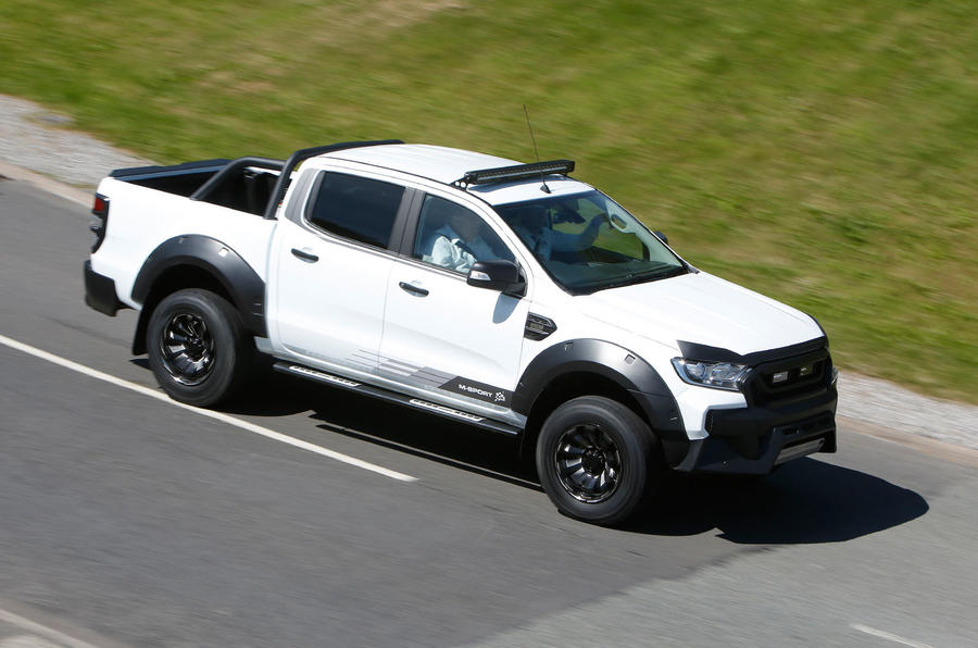 2016 Ford Ranger M Sport 3 2 Tdci 4x4 Double Cab Review