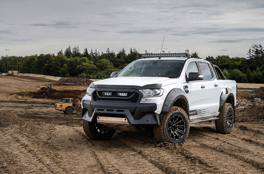 2016 Ford Ranger M-Sport 3.2 TDCi 4x4 double cab review ...