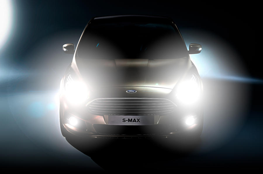 Ford adaptive LED headlights
