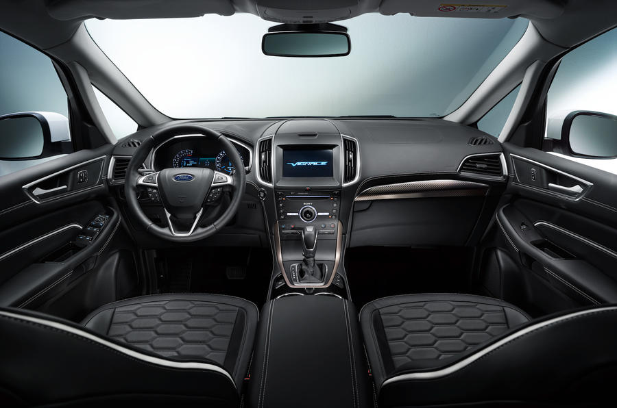 ford edge kuga and s max vignale models revealed autocar. Black Bedroom Furniture Sets. Home Design Ideas