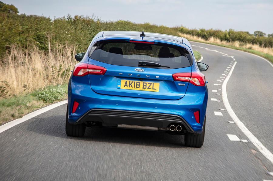 Ford Focus rear