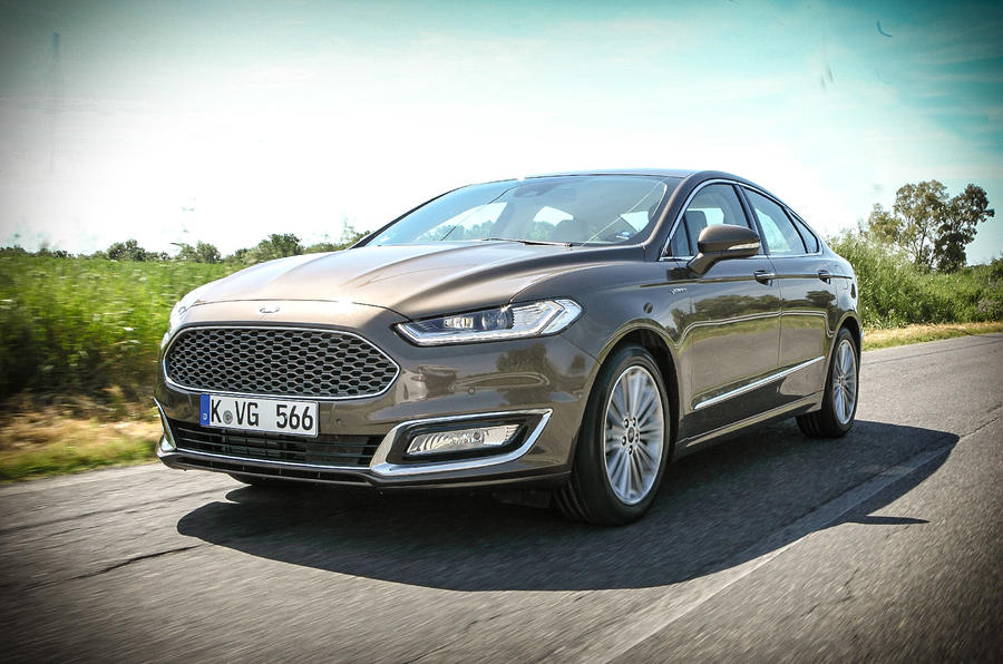 178bhp Ford Mondeo Vignale
