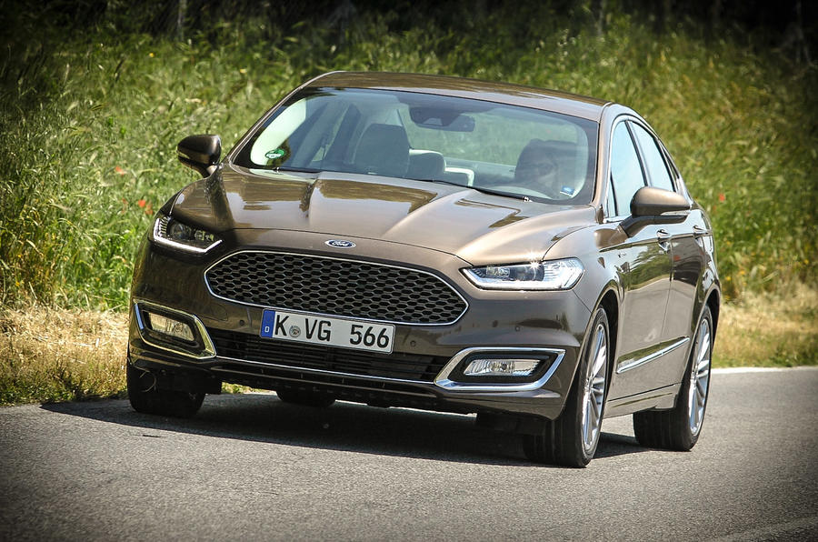 Ford Mondeo Vignale AWD