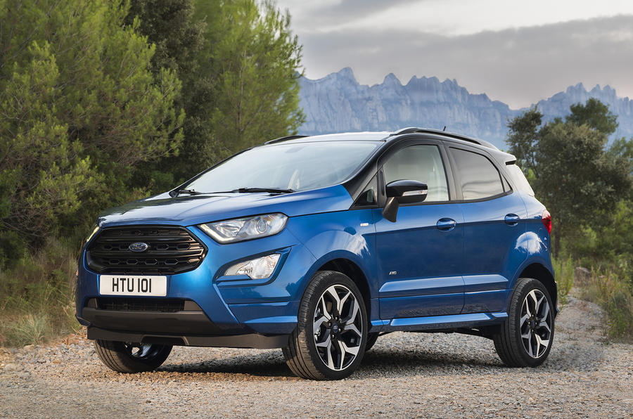 New Ford Ecosport launched with European focus | Autocar