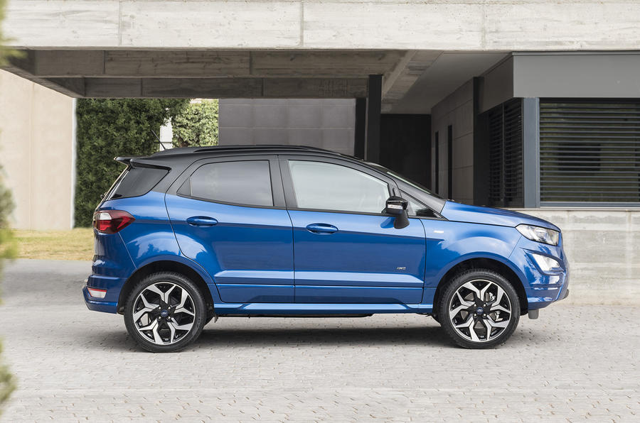 New Ford Ecosport launched with European focus