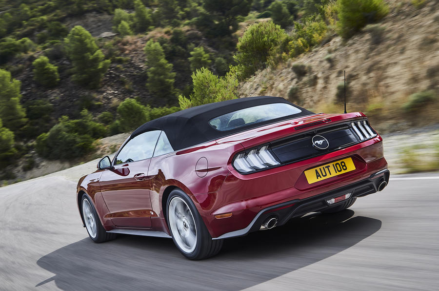 2018 ford uk. plain ford 2018 ford mustang revealed with comprehensive updates on ford uk