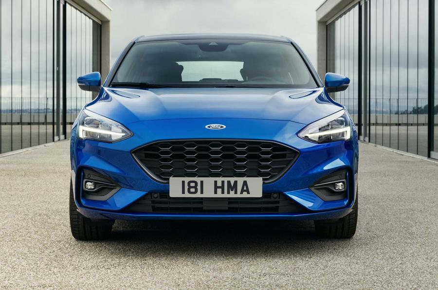 new 2018 ford focus unveiled as brand 39 s most advanced model in europe autocar. Black Bedroom Furniture Sets. Home Design Ideas