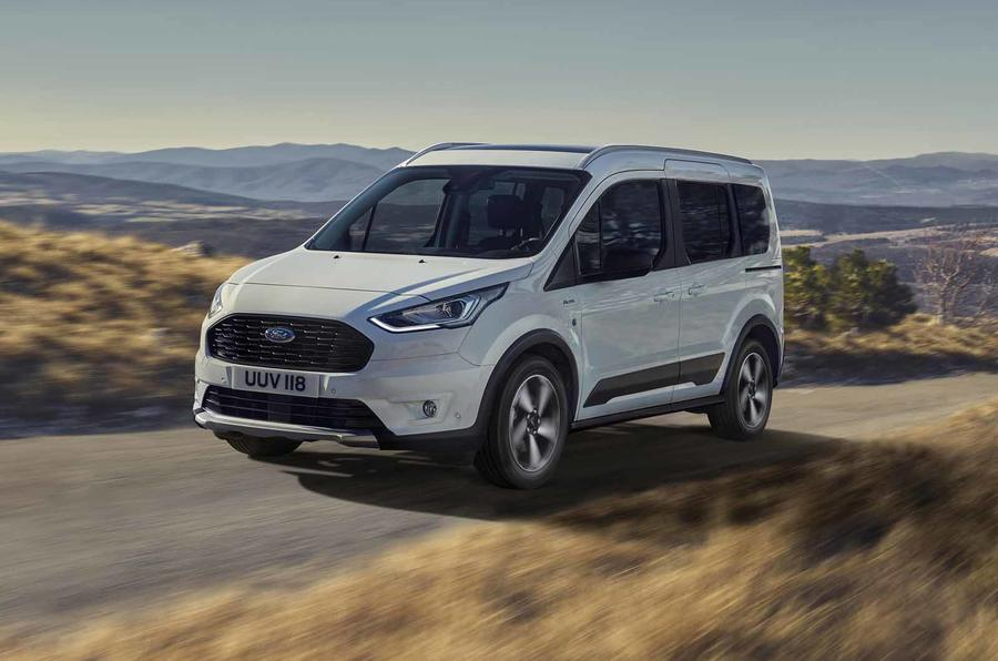 Ford Tourneo Connect Active front drivign