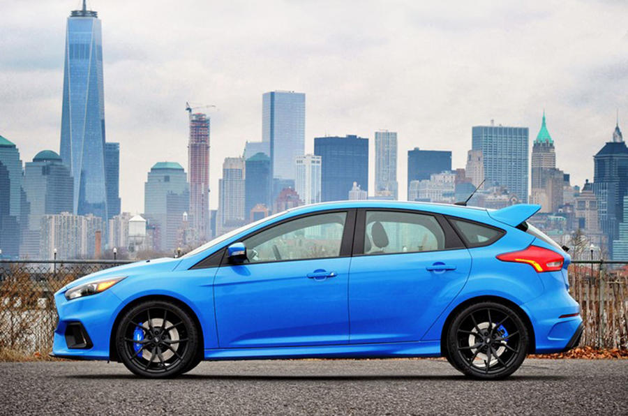 Rejoice! The First 2016 Ford Focus RS Has Been Built