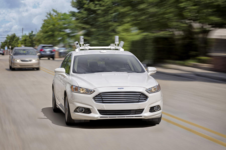 Ford to test driverless cars in Europe next year
