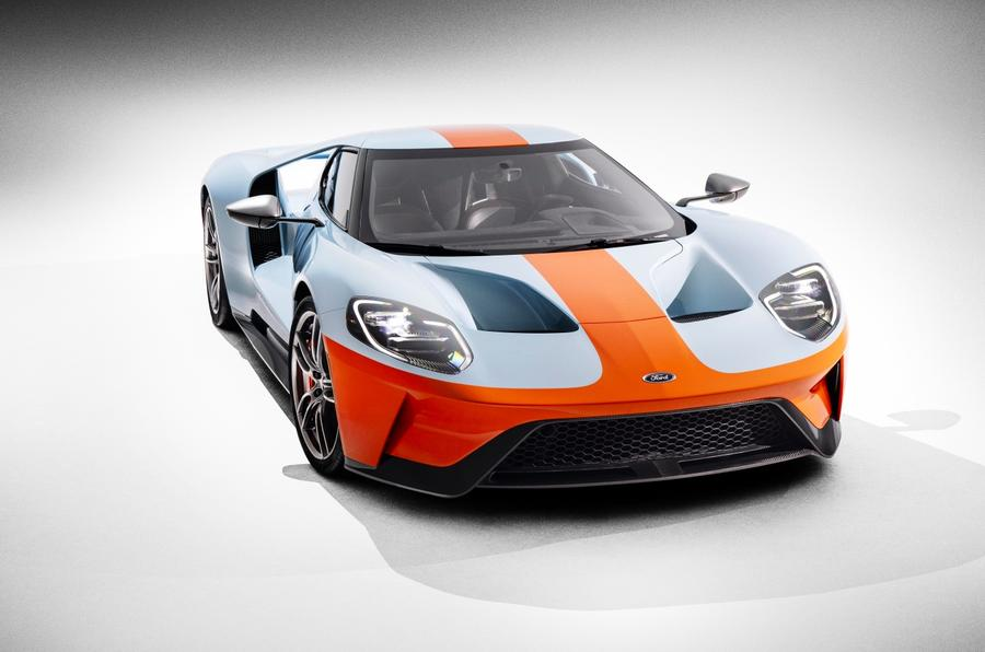 Ford Extends Production Of Gt Supercar To Satisfy Demand