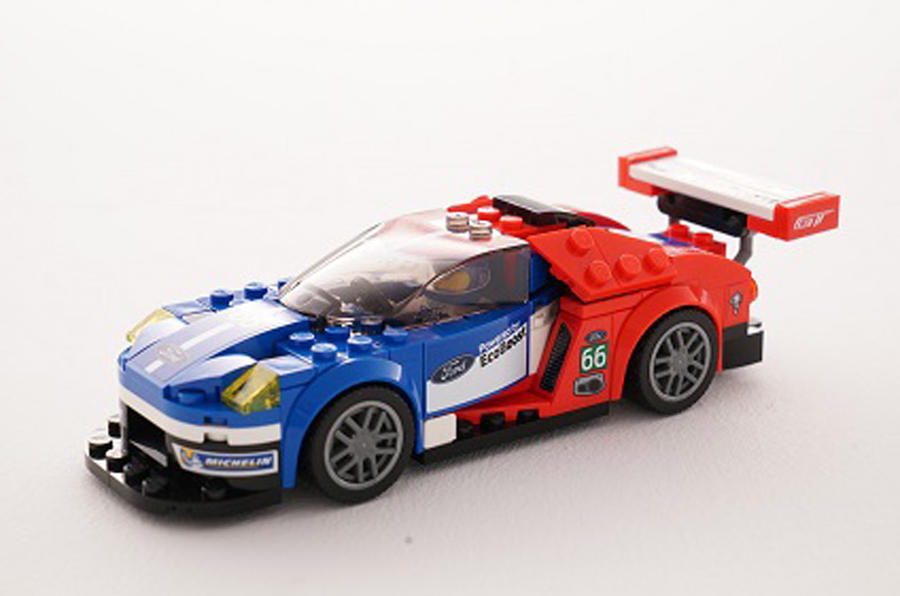 Lego Models Of Ford Gt And Gt Le Mans Winners Revealed