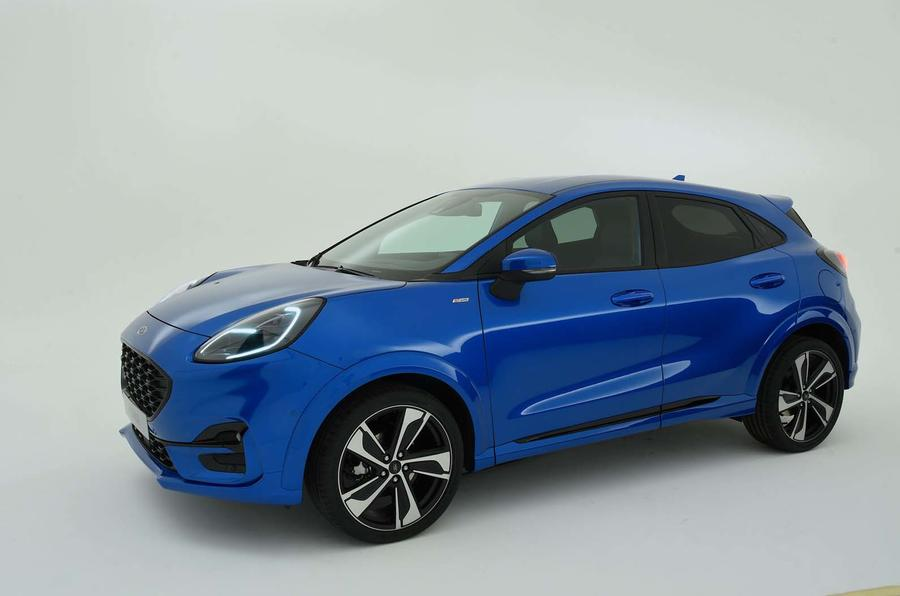 My Ford Benefits >> Ford's new Puma is a fresh take on the SUV   Autocar